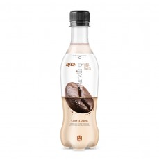 400ml Pet bottle Coffee Flavor Sparkling Drink