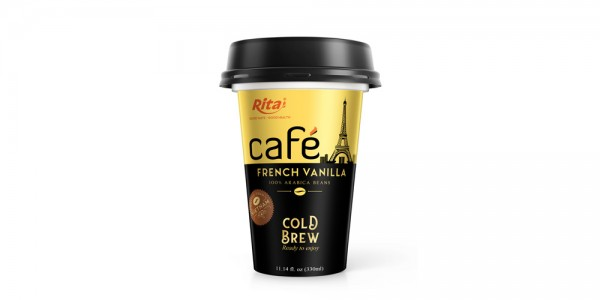 Coffee french vanilla PP Cup