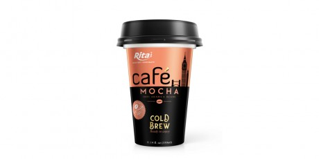 Coffee mocha PP Cup