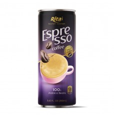 Espresso Coffee 250ml Can