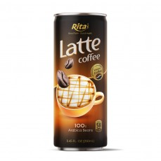 Latte coffee 250ml Can