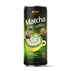 Matcha Coffee 250ml Can