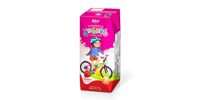 OEM Yogurt kids trawberry 200ml