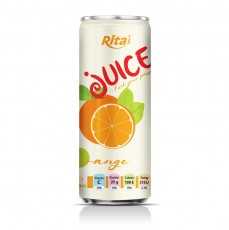 Orange 250ml Can 1