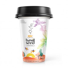 PP Cup 330ml Basil Seed With Mixfruit