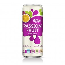 Passion 250ml Sleek Can
