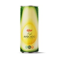 Avocado Juice Drink 250ml Alu Can